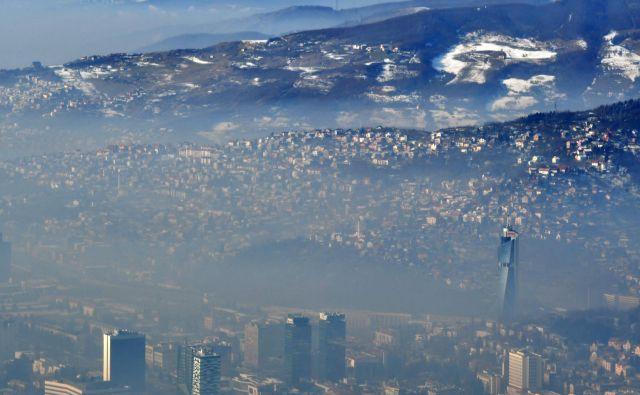 Za politične subjekte v BiH je pomembna oblast v Sarajevu, saj se v prestolnici lomijo kopja o razdelitvi resorjev na vseh drugih ravneh oblasti. FOTO:Elvis Barukcic/AFP
