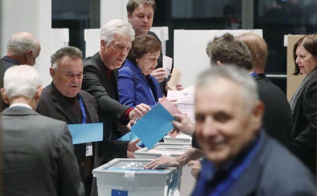 11. kongres stranke Desus. Ljubljana, 18. januar 2020 Foto Leon Vidic/delo