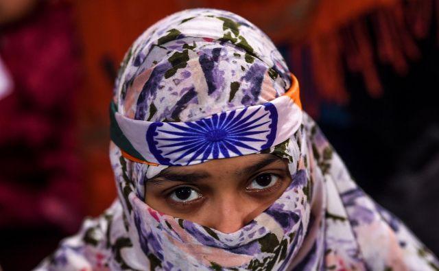 Avstrija ni edina evropska država, ki je omejila in omejuje javno razkazovanje zlasti muslimanske veroizpovedi oziroma zakrivanje obraza. Foto AFP