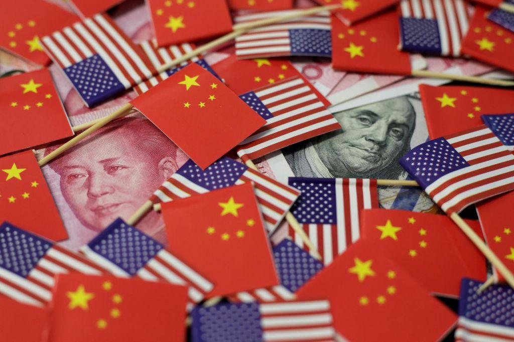 Kdo bo plačal račun za kitajsko-ameriško romanco?