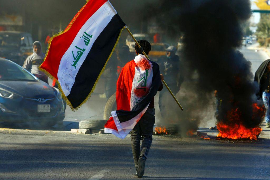 FOTO:Neprekinjena iraška tragedija je pred novim poglavjem