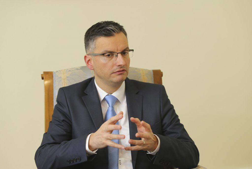 FOTO:Premier Šarec: Koalicija gre naprej