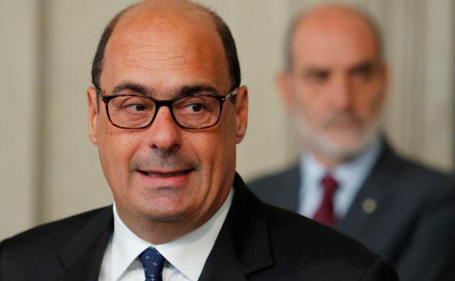 Je zmagovalec volitev, a veliko se ima zahvaliti gibanju sardin.<br /> FOTO: Remo Casilli Reuters