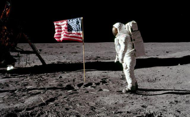 Astronavt Buzz Aldrin FOTO: Neil Armstrong/Nasa/Reuters