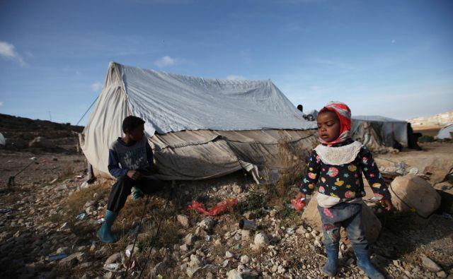 EU je največja donatorka humanitarne pomoči v svetu in pomaga ljudem v več kot 80 državah. FOTO: Reuters