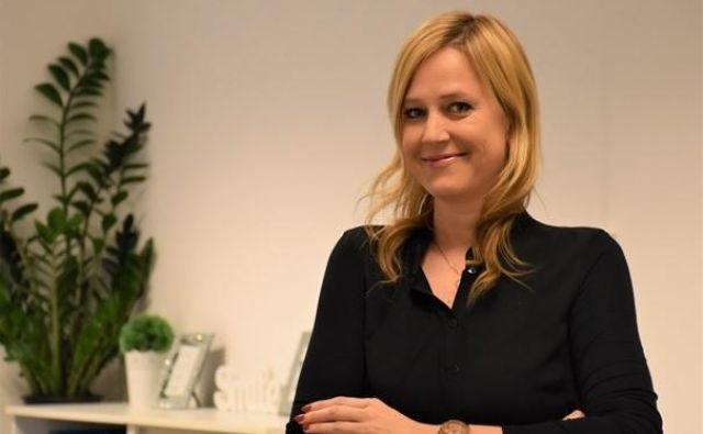 Mag. Andreja Žagar je poslovno coachinja in strokovnjakinja za razvoj kadrov, ki v podjetju Transformacija vodi HR storitve. FOTO: Transformacija d. o. o. Foto: Transformacija