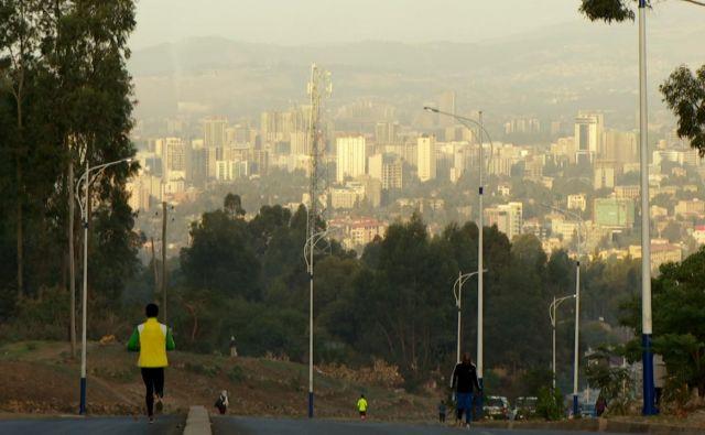 Mednarodna obzorja: Veliki etiopski maraton Foto Tvs