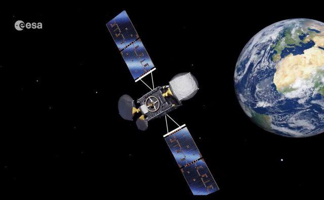 Napoteni bodo v center ESA ESTEC, v okviru katerega bodo delovali na področjih vsebin programov razvoja splošnih tehnologij. FOTO: Staša Zabukošek
