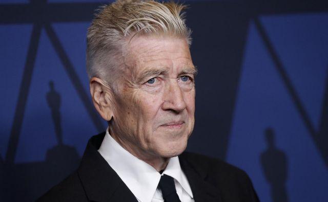 David Lynch se trenutno ukvarja z manjšimi filmskimi projekti, slikarstvom in fotografijo. FOTO: Mario Anzuoni/Reuters