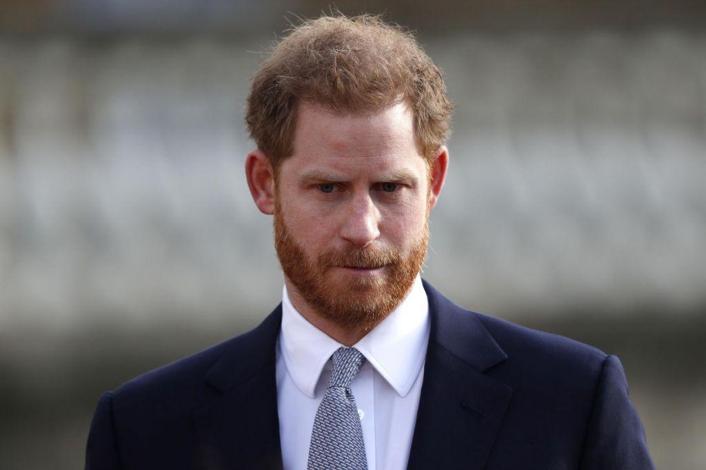 Rad bi, da končno slišite, kar lahko delim z vami ne kot princ, ampak kot Harry