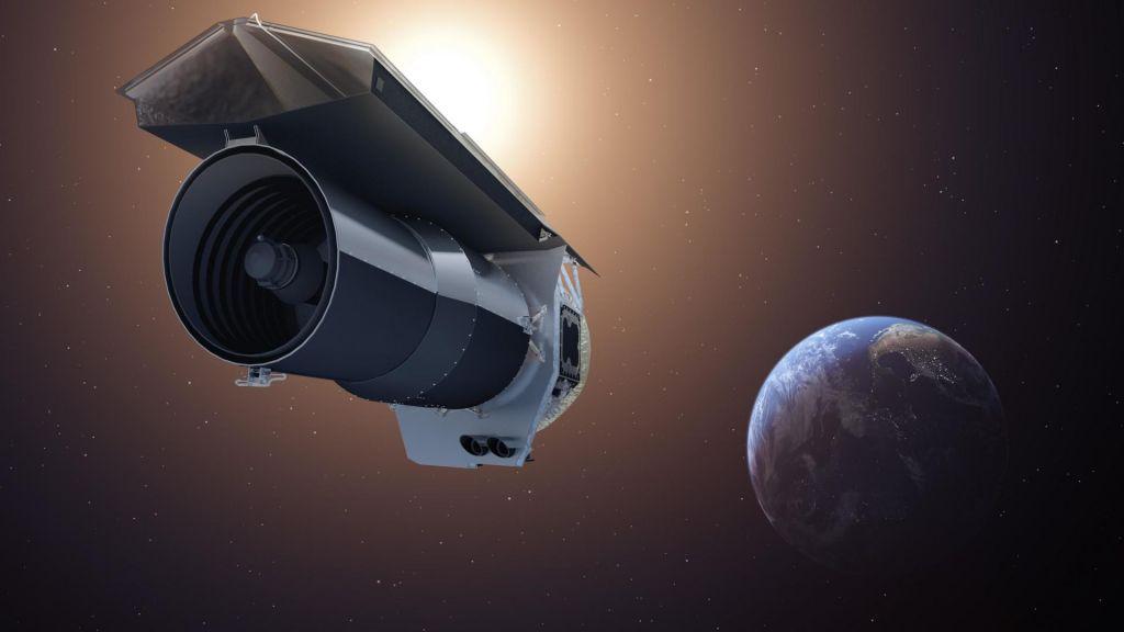 FOTO:Infrardeči teleskop bo za vedno ugasnil