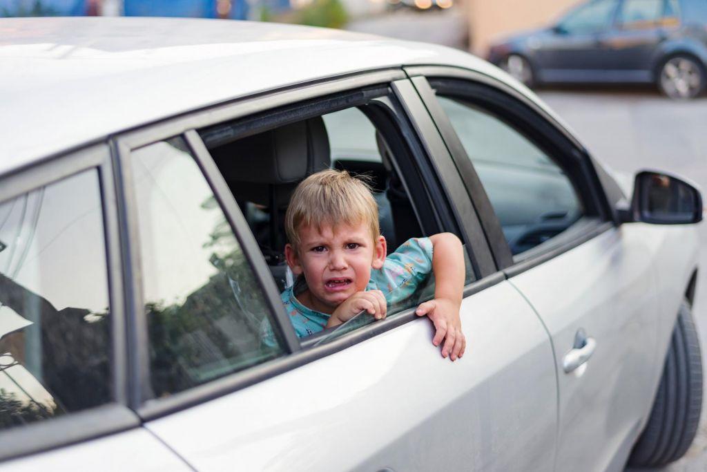 Stresno ločevanje od staršev