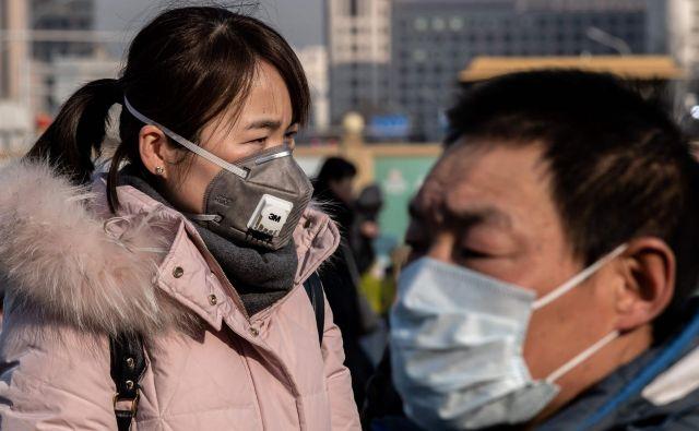 V državi je za zdaj po podatkih WHO uradno potrjenih 218 primerov okužbe. FOTO: AFP