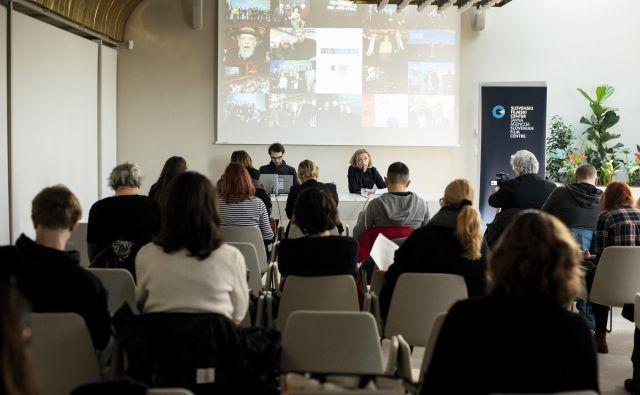 Novinarska konferenca SFC. Foto Katja Goljat