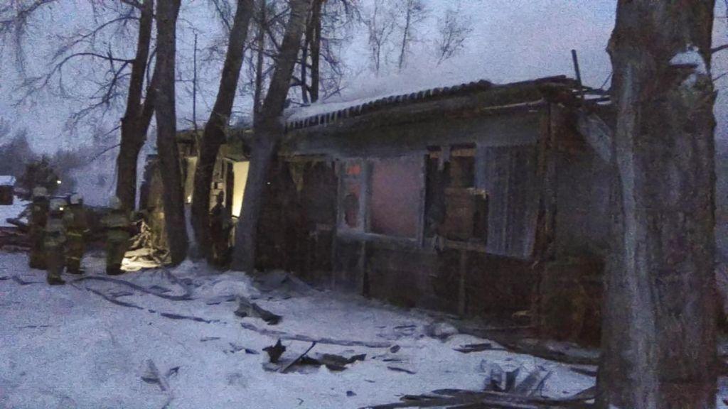 Požar v sibirski regiji Tomsk zahteval enajst življenj