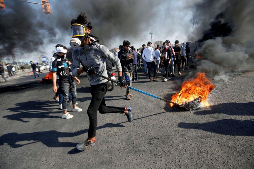 FOTO:»Na ulicah umirajo ljudje, ki se borijo za mir in svobodo«