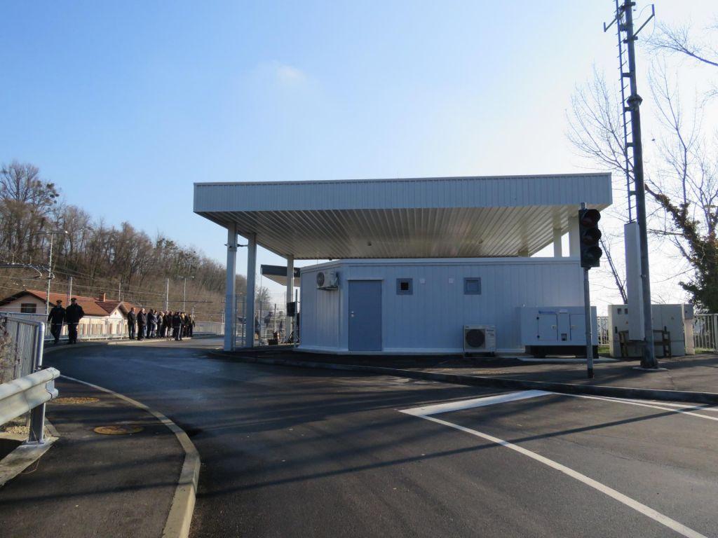 FOTO:Preden bo Hrvaška vstopila v schengen, je treba prenoviti mejne prehode
