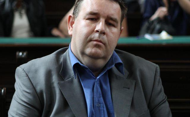 Zlatan Kudić je od konca lanskega leta v priporu, proti njemu na ljubljanskem okrožnem sodišču že od leta 2013 poteka kazenski postopek zaradi domnevne utaje davkov, pranja denarja in ponareditve oziroma uničenja poslovnih listin. FOTO: Blaž Samec/Delo