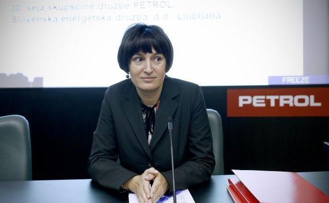 Nada Drobne Popović FOTO: Blaž� Samec/Delo