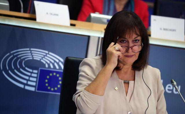 »Vse teme so na mizi,« je poudarila podpredsednica evropske komisije za demokracijo in demografijo <strong>Dubravka Šuica</strong>.