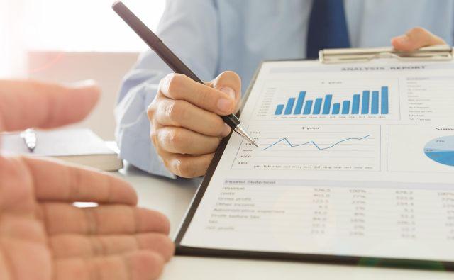 Računovodski servis je vsebinska in strokovna podpora vsem službam. Foto Shutterstock