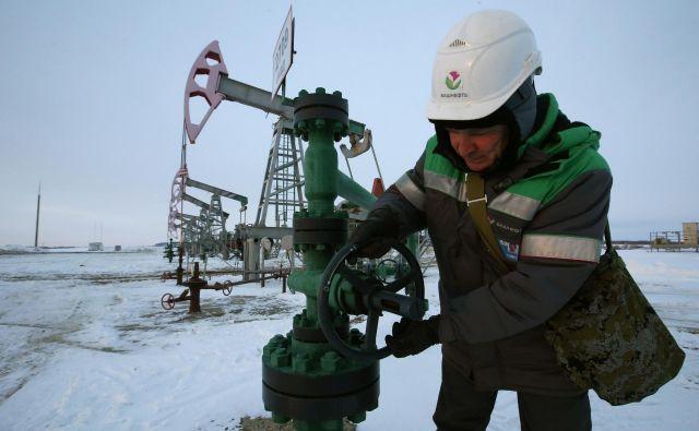 Lani se je ruski delež v evropskem uvozu plina povečal za 0,8 odstotka. Foto Reuters