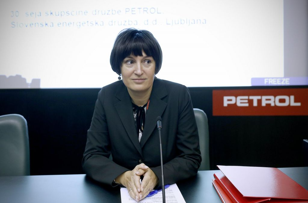 Mandat za vodenje Petrola Nadi Drobne Popović