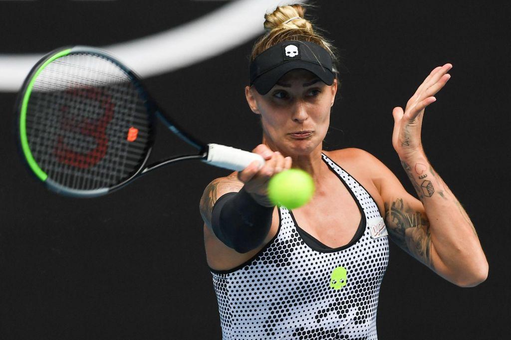 Polona Hercog brez možnosti proti št. 1, Serena Williams izločila Tamaro Zidanšek