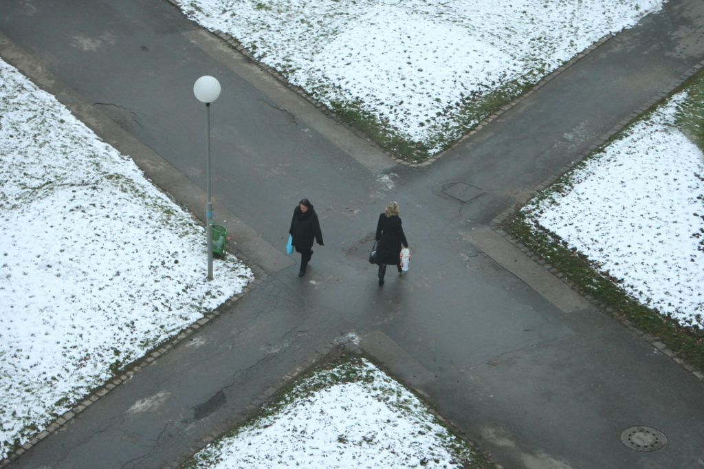 FOTO:Od Kurza do Šarca ali črni božič za koroške Slovence