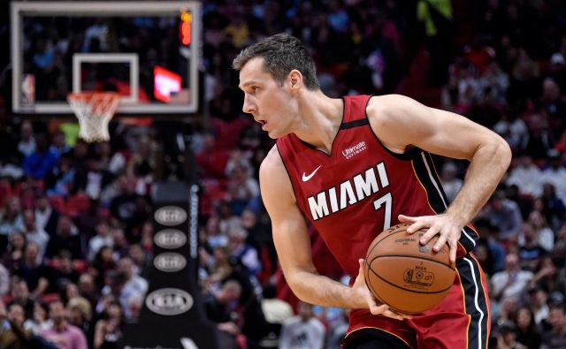 Goran Dragić se je ob zmagi nad Washingtonom izkazal z 22 točkami in 10 asistencami. FOTO: USA Today Sports