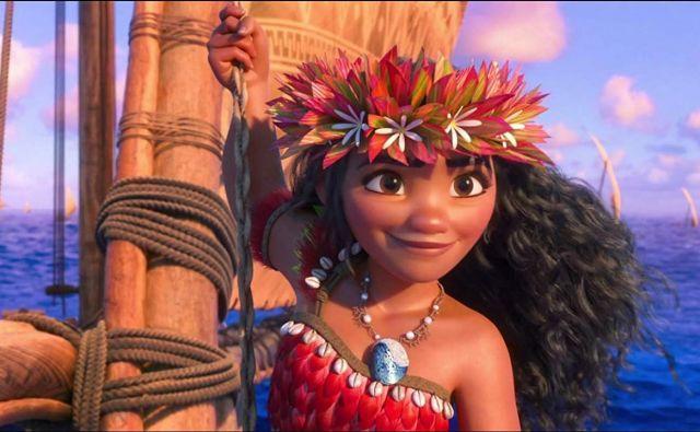 Moana - Vaiana: Iskanje bajeslovnega otoka Foto Planet TV