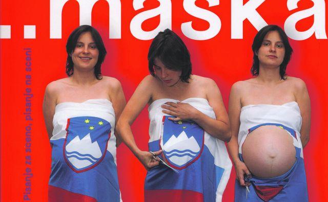 Naslovnica aktualne revije Maska. FOTO: Arhiv zavoda