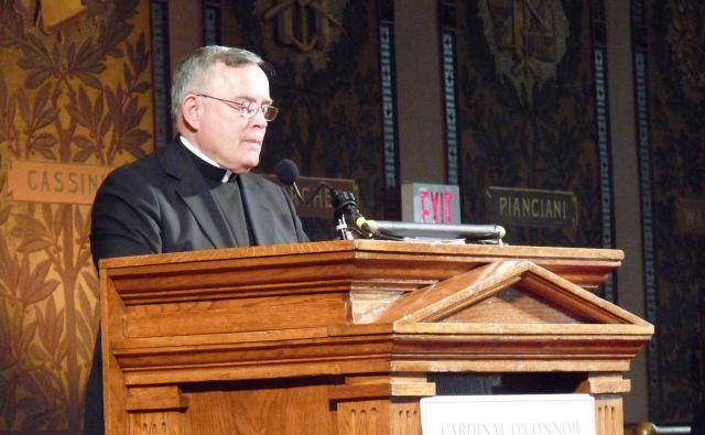 Charles Chaput je vodilno mesto v filadelfijski nadškofiji prevzel leta 2011. FOTO: Wikipedija