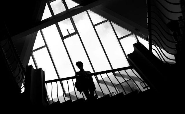 »Šolska inšpekcija pride gledat izključno zakonitost delovanja šole in se veliko sploh ne spozna na pedagoško delo, kaj šele da bi ga nadzirala. Nadzirat pride, če je vložena prijava,« pravi predsednik ravnateljskega združenja Gregor Pečan. FOTO: Tomi Lombar/Delo