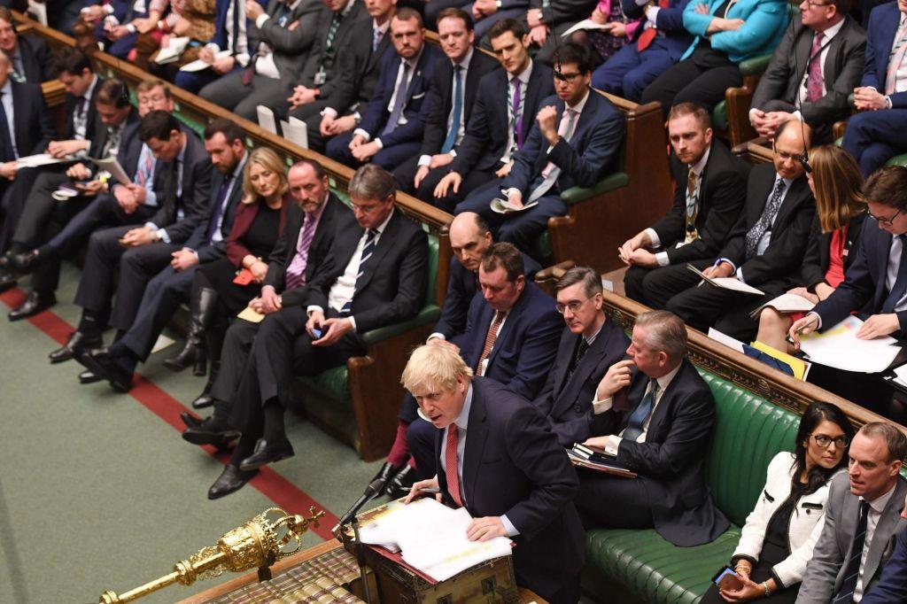 Združeno kraljestvo potrdilo ločitveni sporazum o brexitu