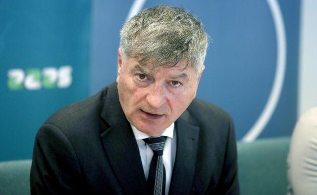 Rudi Medved, minister za javno upravo. FOTO: Roman Šipić