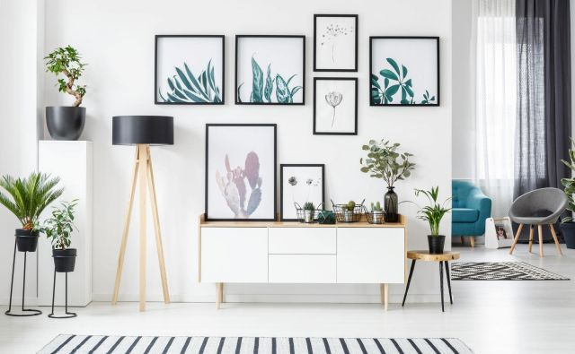 Poudarjena stena naj postane zid lepih spominov, umetnosti in zelenja. FOTO: Shutterstock