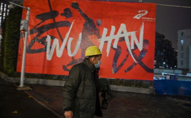 Kitajska je danes veliko bolj, veliko bolje in bolj učinkovito povezana z vsem svetom. FOTO: Hector Retamal/AFP