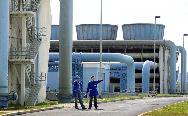 Elektrika iz jedrske elektrarne s podaljšano življenjsko dobo bo najcenejša, pravi IEA. FOTO: Leon Vidic/Delo