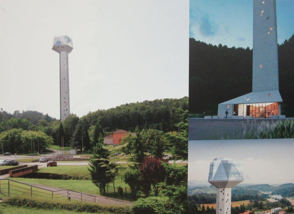 FOTO:Soglasje za stolp, za orglarski center še ne