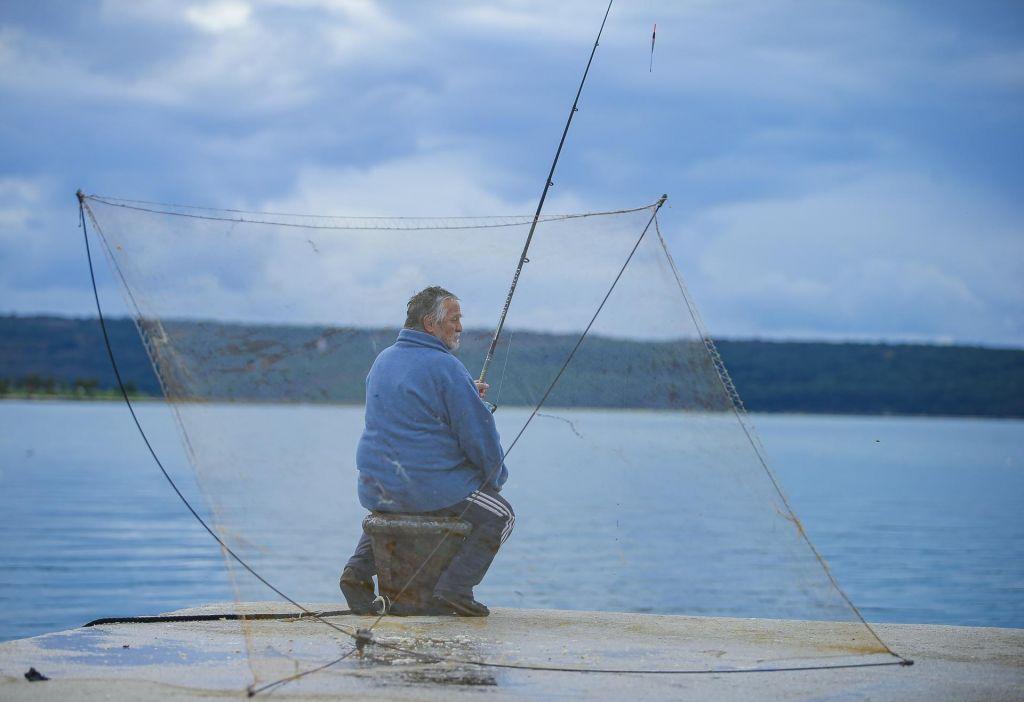 Slovenščina med ribiči: v lepi besedi in nazorni sliki