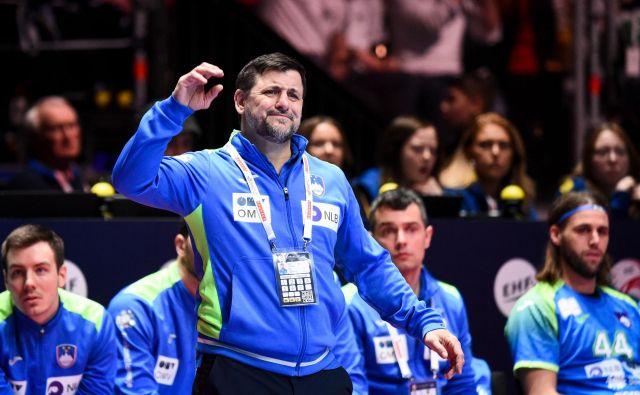 Ljubomir Vranješ je ponosen na svoje fante. FOTO: AFP