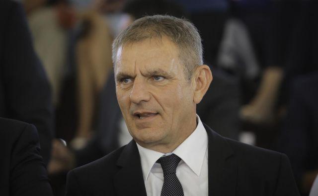 Peter Vrisk je odstopil kot član nadzornega sveta Deželne banke Slovenije. FOTO: Jože Suhadolnik/Delo