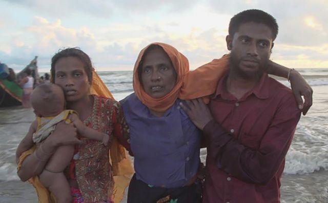 The Rohingya: The Mechanics of a Crime / La mecanique du crime - Mehanizem zločina Foto Tvs