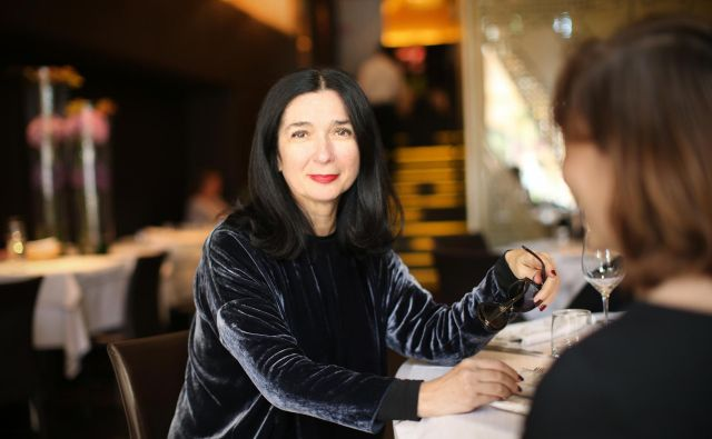 Zdenka Badovinac, direktorica Moderne galerije od leta 1993. Foto Jure Eržen