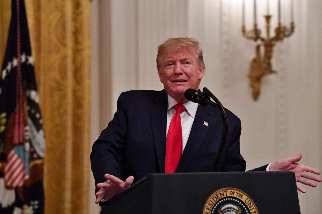 Druga ozadja Trumpovega razreševanja