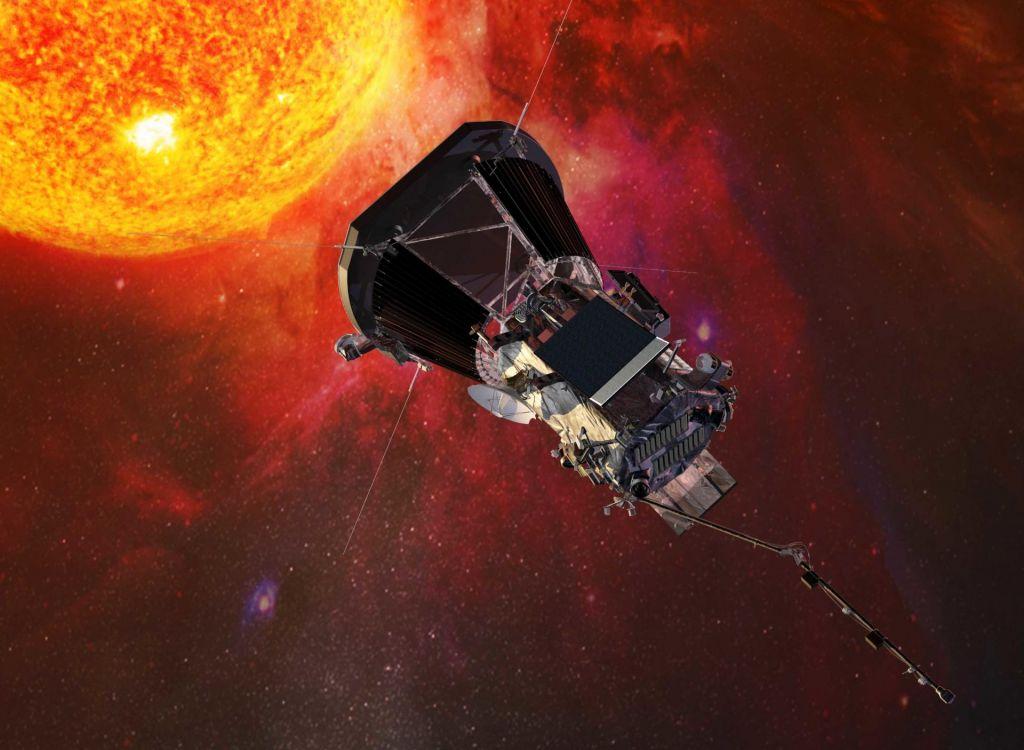 FOTO:Solarna sonda, ki presega lastne rekorde