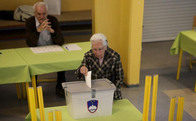 O spremembi volilnega sistema se sme odločiti samo ljudstvo na referendumu, in ne politični veljaki, ki so predstavniki ne omembe vredne manjšine državljanov. Foto Jože Suhadolnik