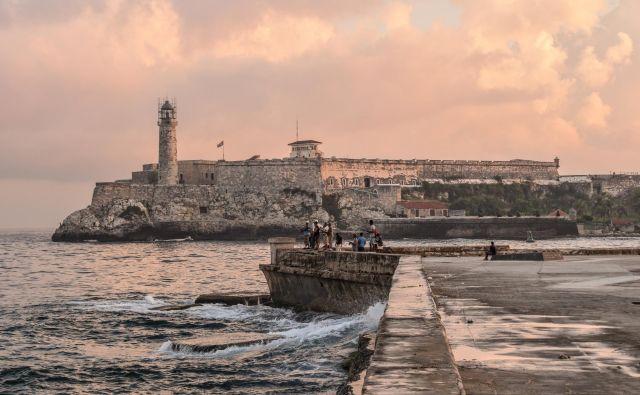Havana, Kuba. FOTO: Gašper Završnik