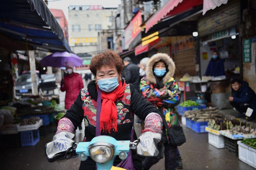 FOTO:Wuhan, mesto, o katerem govori ves svet